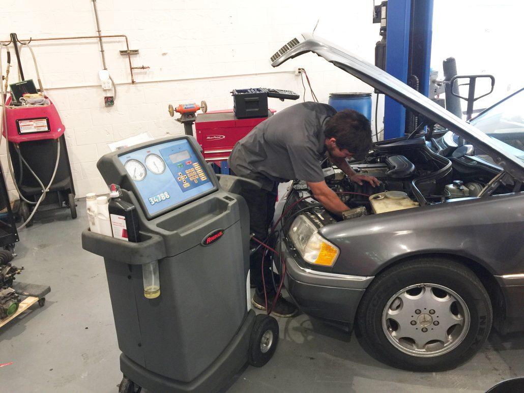 Car Repair Landing Renton