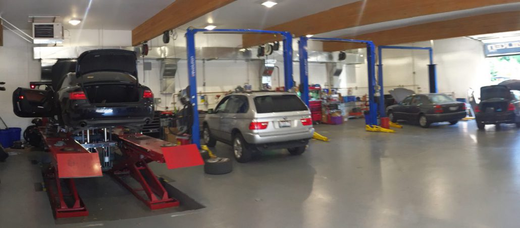 Car Repair Landing Renton