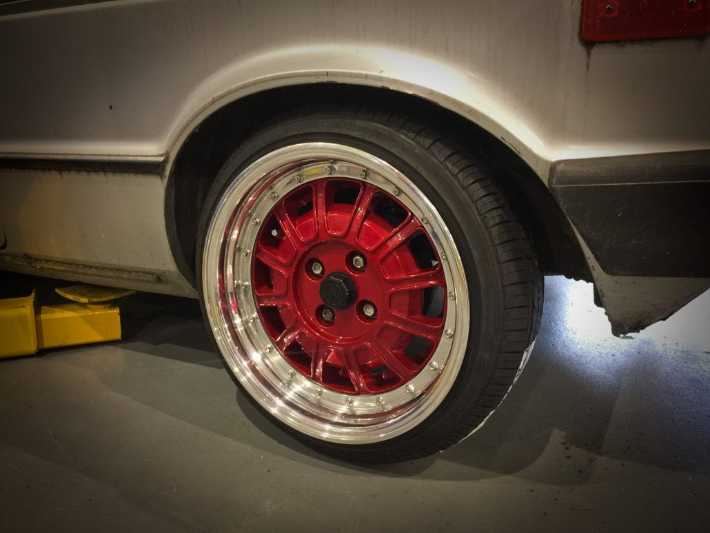 Custom Scirocco Wheels 2