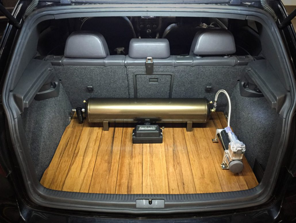 air ride trunk set up pictures to pin on pinterest