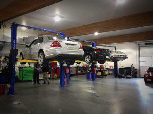 Merc Bmw VW