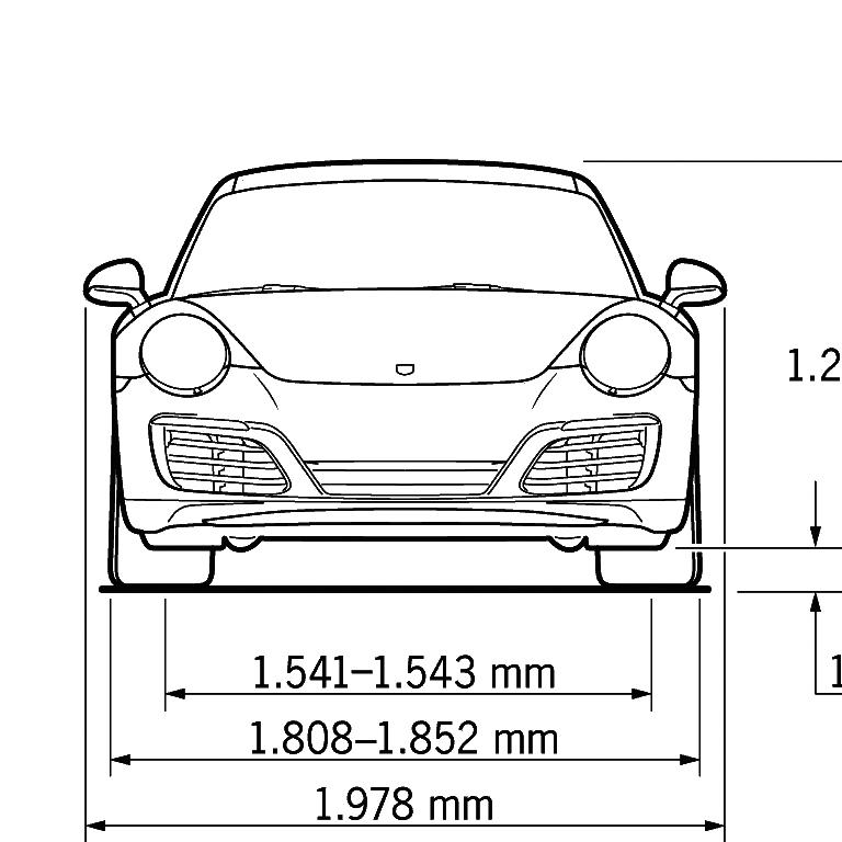 Porsche 996 / 997
