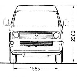 Vanagon - Van - Bus - T3